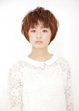 イノセントショート|美容室 Lucky Hair ダイエー多田店のヘアスタイル