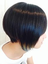 メロコアボブ|NEXT hair 前橋店のメンズヘアスタイル