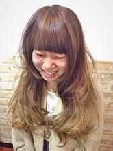 ナチュラルグラデーション|NEXT hair 前橋店のヘアスタイル