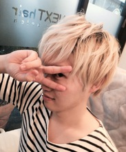 20代男性 ピーーー|NEXT hair 前橋店のメンズヘアスタイル