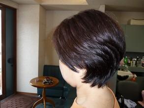 女性らしさを引き出すグラデーションボブ|プレゼンス美容室のヘアスタイル