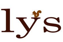 lys  | リス  のロゴ
