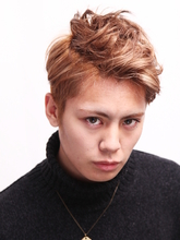 K−POP style|For evolveのメンズヘアスタイル