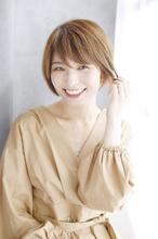 ショートといえばこれ☆ナチュラル柔らかショートスタイル☆|For evolveのヘアスタイル