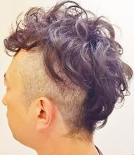 HARD & SOFT|NIDOL for hairのメンズヘアスタイル
