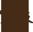 美容室 寛技  | ビヨウシツクツロギ  のロゴ
