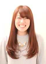 愛されロングレイヤー De:sign for Hairのヘアスタイル