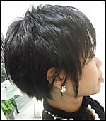エレガンスショート|Hair&Make PARISのヘアスタイル