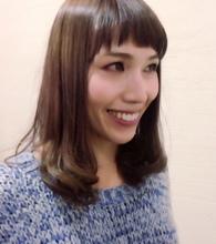 大人かわいい外国人風スタイル|gillyのヘアスタイル