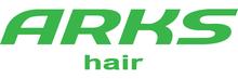 hair ARKS 上大岡店 | ヘアー アークス カミオオオカテン のロゴ
