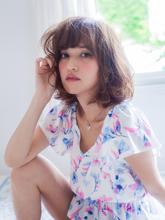☆リラックスウェービーショート☆|hair ARKS 上大岡店のヘアスタイル