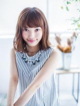 ☆フェミニンウェーブボブ☆|hair ARKS 上大岡店のヘアスタイル