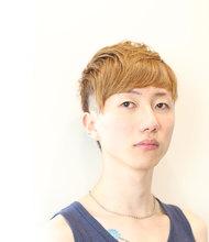 ツーブロックショート|muruchuraのメンズヘアスタイル