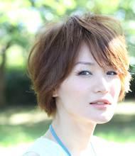 大人ショート|muruchuraのヘアスタイル