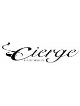 Cierge 新丸子店  | シェルジュ シンマルコテン  のロゴ