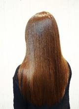 M3Dカラー*クリアベージュ|Cierge 新丸子店のヘアスタイル