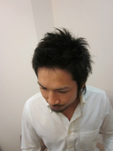 ウルフ|HAIR SALON LAPUTAのメンズヘアスタイル