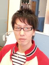 さわやか☆ショートスタイル|hair salon Hiviraのメンズヘアスタイル