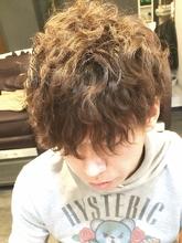 クラウドマッシュ Ricca hairのメンズヘアスタイル