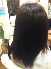 自然なストレート☆|ALPHAのヘアスタイル