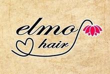 elmo hair  | エルモ ヘアー  のロゴ