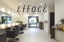 efface    エファッセ  のイメージ