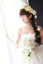 bridal 1|Me Ka Mahalo Pauoleのヘアスタイル