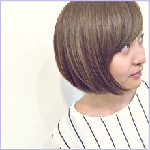 クールボブ|a.oo.i.のヘアスタイル