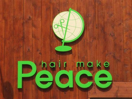 hair make Peace