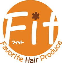 Favorite Hair Produce Fit  | フィット  のロゴ
