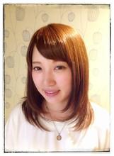 ラブリー・セミディー|Favorite Hair Produce Fitのヘアスタイル