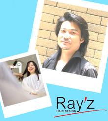 hair design Ray'z  | ヘアーデザイン レイズ  のイメージ