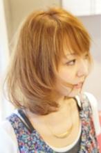 ボリュームボブ|Anouk 東中野店のヘアスタイル