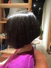 クールなボブ|fileveのヘアスタイル