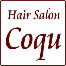 Hair Salon coqu  |   のロゴ