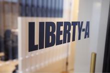 LIBERTY-A 西大島店 | リバティーエー ニシオオジマテン のロゴ