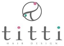 titti  | チッチ  のロゴ