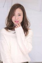 素髪風レイヤー|Hair Frais Make Machidaのヘアスタイル