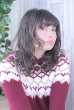 ラフな動きの外国人風スタイル|Hair Frais Make Machidaのヘアスタイル