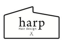 Hair design harp   | ヘアデザインハープ  のロゴ