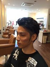 オン / オフ どちらでもおまかせ☆|hair design Lifeのメンズヘアスタイル