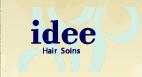 idee Hair Salon  | イディ  のロゴ