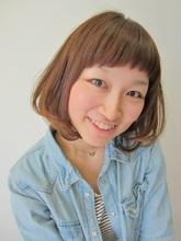Flying  BOB Rize Hairのヘアスタイル