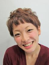 Angel☆ショート Rize Hairのヘアスタイル