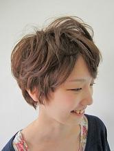 フェアリーショート Rize Hairのヘアスタイル