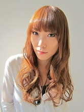 グラマラスカール Rize Hairのヘアスタイル