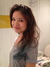 グラデーションメルティロング|Good hair 47 forty-sevenのヘアスタイル