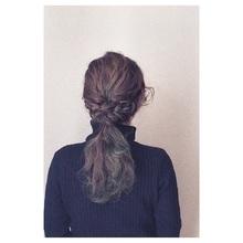 ダブルカラー|EINN 祖師谷大蔵のヘアスタイル