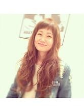 long hair!!!!|EINN 祖師谷大蔵のヘアスタイル