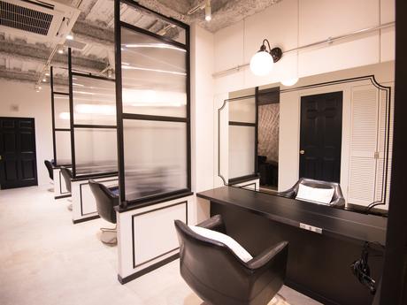 美容室COCO design 清澄白河店